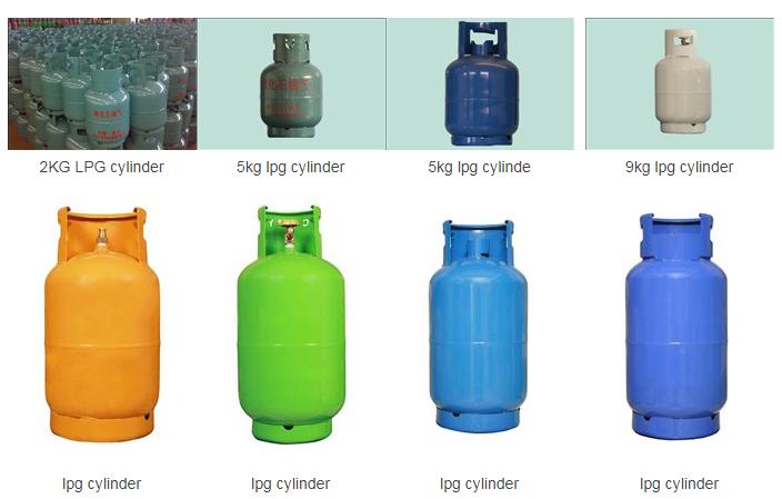 lpg cylinder manufacturer product