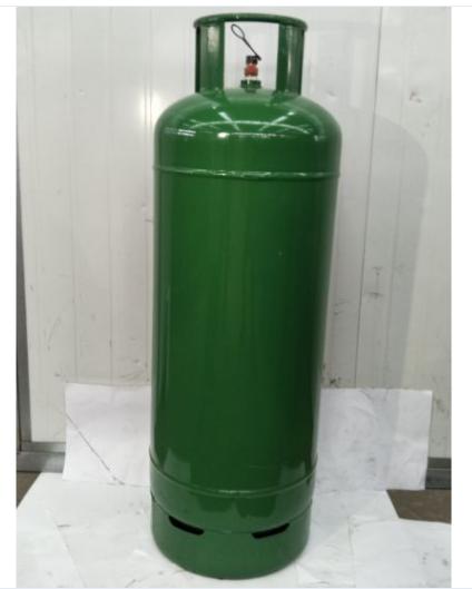 Propane gas (LPG cylinder 50kg returnable)