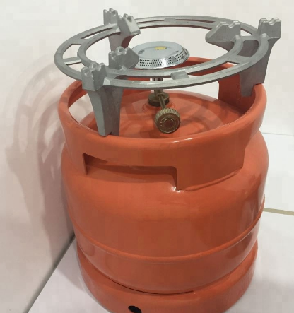 6kg camping lpg gas cylinder