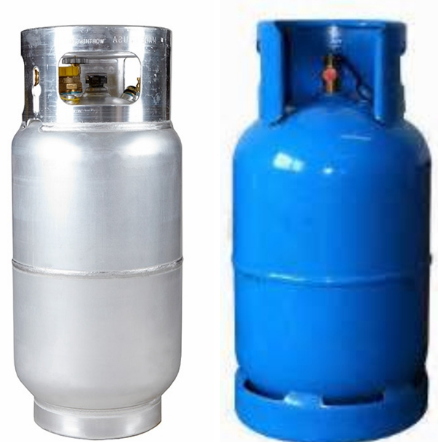 lpg gas bottle