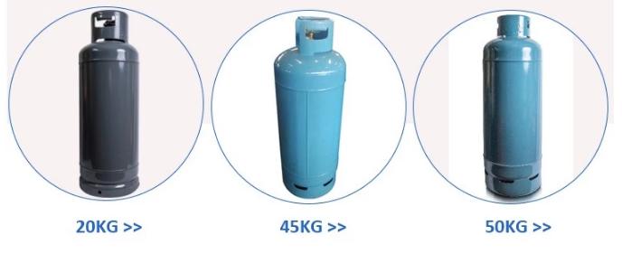 22kg-50kg gas cylinder