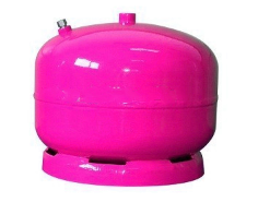 4 kg small gas cylinder