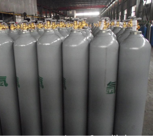 gas cylinder refill