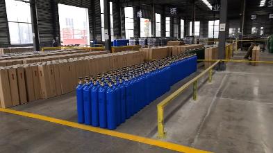 20kg chlorine gas cylinder