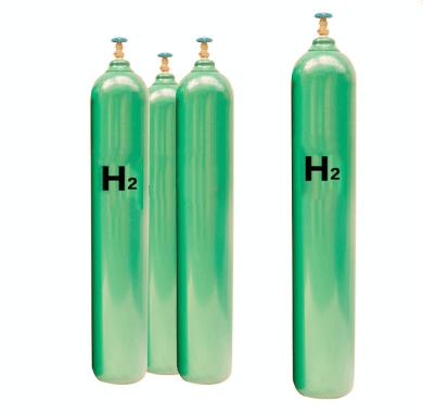 storage hydrogen gas cylinder