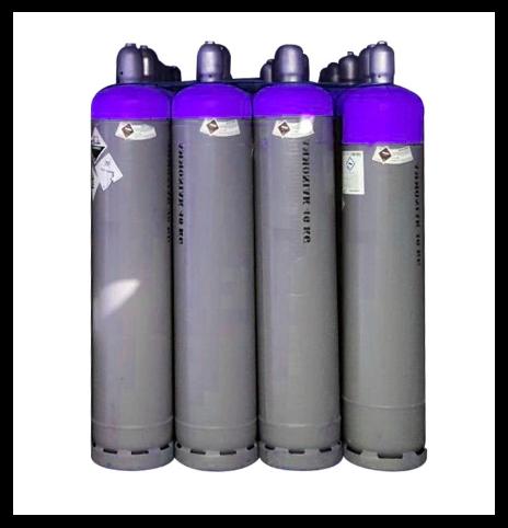 industry ammonia gas cylinder