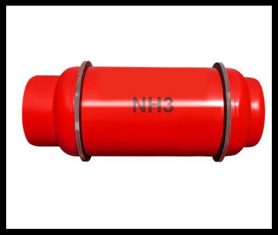 ammonia gas cylinder/ price/ filled | ESCOO