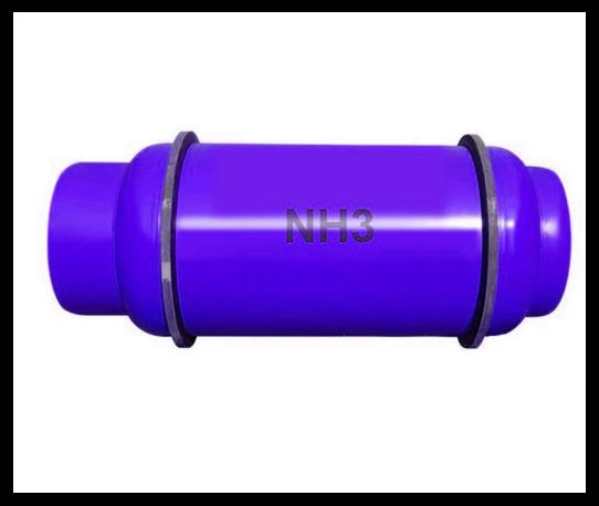 100l ammonia gas cylinder