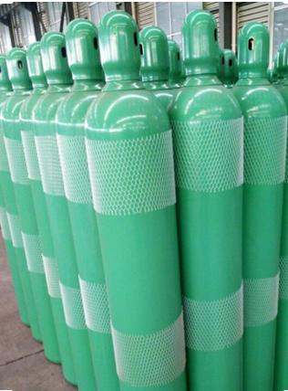 150 lb hydrogen gas cylinder