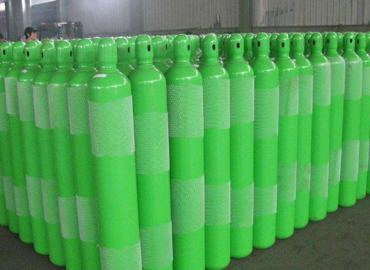 gas cylinder types
