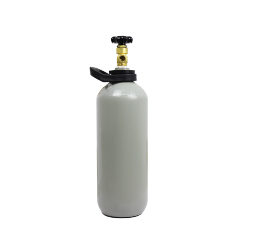 small xenon gas cylinder