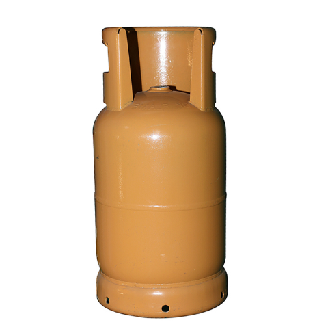Used gas cylinder