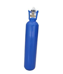 small nitrogen cylinder