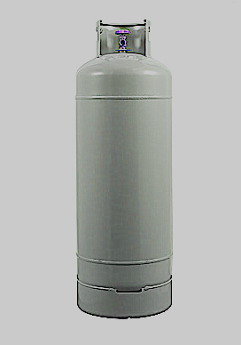 home natural gas cylinder