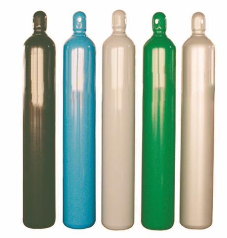 industrial hydrogen gas cylinder