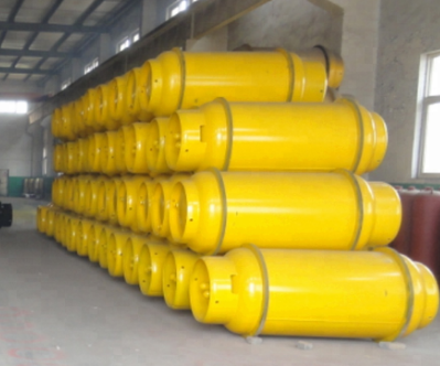 factory chlorine gas cylinder