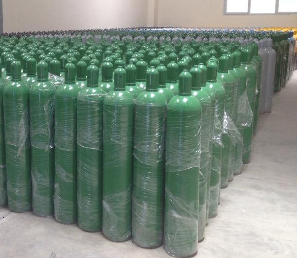 50kg argon gas cylinder